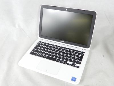 DELL MI11-6WLW Inspiron 11 3162 Win10 4GB 32GB 11.6インチ ノートパソコン ホワイト