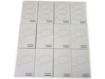 SIXPAD シックスパッド ボディフィット アブズフィット 高電導ジェルシート 2枚入り 6枚入り 合計 約 40枚 セット