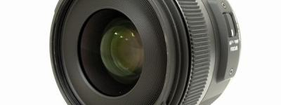 SIGMA シグマ 30mm F1.4 DC HSM ART NIKON 用 単焦点 標準 カメラレンズ