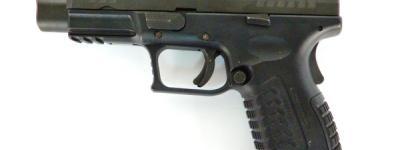 東京マルイ XDM-40 ガスガン トイガン No.52