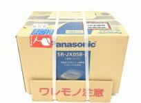 Panasonic SR-JX058-K 炊飯器 おどり炊き 豊穣ブラック 可変 圧力 IH ジャー 家電 パナソニック