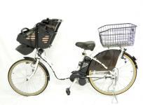 Panasonic BE-ENMD636F 電動 アシスト 自転車 GYUTTO ギュット DX BE-ENMD635 大型