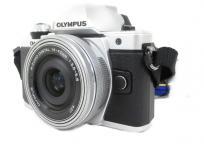 OLYMPUS OM-D E-M10 Mark II 14-42mm f3.5-5.6 レンズ キット カメラ