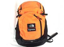 Supreme THE NORTH FACE シュプリーム ノースフェイス Pocono Backpack バックパック Power Orange パワーオレンジ 2016AW