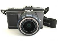 OLYMPUS PEN E-P2 14-42mm レンズキット ミラーレス一眼