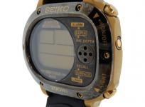 セイコー スキューバマスター M725-5A00 腕時計 クォーツ メンズ ダイビング