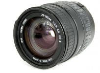 シグマ SIGMA ZOOM 28-105mm 1:3.8-5.6 UC-III カメラ レンズ