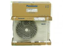 Panasonic CS-228CF CU-228CF ルームエアコン 冷房 暖房 除湿 住宅設備 大型