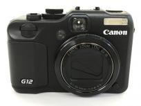 Canon PowerShot G12 箱付き カメラ ボディ コンデジ