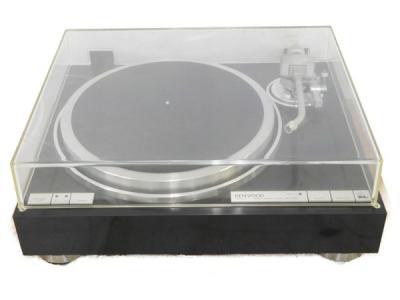 KENWOOD ケンウッド KP-1100 アナログプレーヤー ターンテーブル
