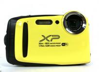 FUJIFILM FINEPIX XP130 カメラ 防水 イエロー コンデジ コンパクトデジタルカメラ
