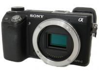 SONY ソニー α NEX-6 カメラ ミラーレス一眼 ボディ 機器