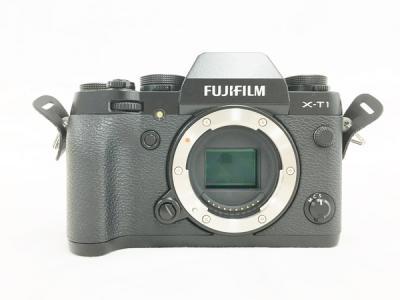 FUJI FILM 富士フィルム X-T1 カメラ ミラーレス一眼 ボディ ブラック