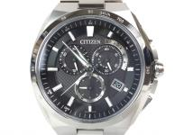 CITIZEN シチズン アテッサ エコドライブ AT3010-55E メンズ ソーラー電波クォーツ 腕時計
