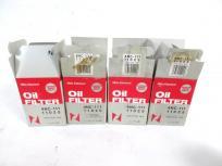 日東工業 4NC-111 オイルフィルター 4点セット