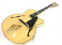 D'Angelico NYL-5 ディアンジェリコ フルアコースティック ギター ハードケース付