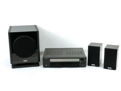 ONKYO ホームシアター セット BASE-V50 (NR-365 SWA-V50 ST-V50) スピーカー レシーバー
