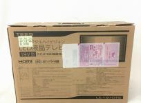 TEES LE-1910TS LED 液晶 テレビ 地上 デジタル ハイビジョン 19型 ティーズ