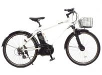 Panasonic Hurryer BE-ENH544AF2 電動アシスト自転車 26インチ 楽 大型