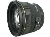 SIGMA 50mm f1.4 EX DG HSM 単焦点レンズ キャノン用