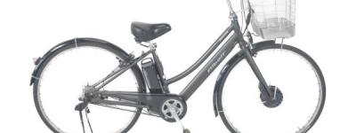 BRIDGESTONE アルベルトe AL7B37 電動アシスト自転車 大型