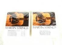 MARTIN STRINGS M150(6) BRONZE WOUND MEDIUM GAUGE アコギ用 弦 2セット