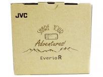 JVC GZ-R480 ハイビジョン メモリー ムービー ビデオ カメラ 水洗いOK