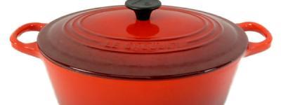 LE CREUSET ルクルーゼ ココット オーバル 25cm 鍋 調理器具 料理