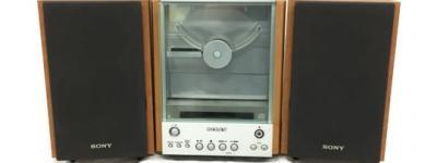 SONY CMT-EX1 SS-CEX1 CD コンポ スピーカー オーディオ 音響 完動品