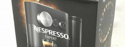 NESPRESSO EXPERT D80-GR-W エスプレッソマシン キッチン 家電