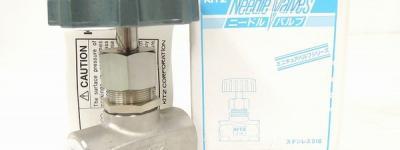 KITZ UN26-AP ニードルバルブ サイズ4 ステンレス316 260K-1/2 ミニチュアバルブシリーズ