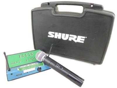 SHURE UT4A-RM UT2-RM SM58 ワイヤレスマイクセット