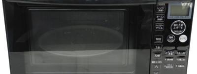 HITACHI 日立 MRO-T5E3 オーブンレンジ ブラック 電子レンジ 2016年製