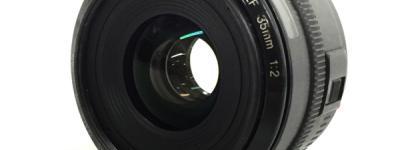 Canon キヤノン EF35mm F2 カメラレンズ 広角 単焦点