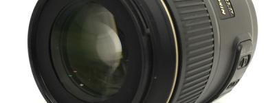 Nikon AF-S MICRO NIKKOR 105mm F2.8 G ED レンズ