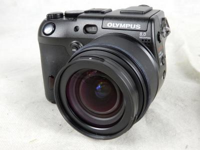 OLYMPUS CAMEDIA C-8080 Wide Zoom デジタル カメラ
