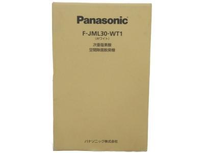 パナソニック ジアイーノ F-JML30-WT1 空気清浄機 家電