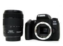 Canon キヤノン EOS 9000D EF-S 18-135 IS USM カメラ レンズ キット