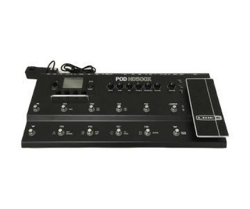 LINE6 POD HD500X マルチ エフェクター ライン6 楽器 周辺機器 アクセサリ オーディオ