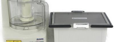 Amway アムウェイ E3288J フードプロセッサー