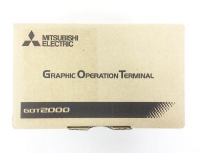 三菱電機 GT2104-PMBDS グラフィックオペレーションターミナル