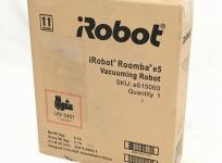 iRobot Roomba e5 ロボット 掃除機 クリーナー アイロボット ルンバ