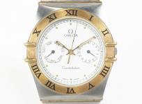 OMEGA オメガ コンステレーション クォーツ コンビ デイデイト 腕時計