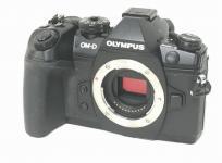 OLYMPUS OM-D E-M1II ミラーレス 一眼 カメラ ボディ ブラック オリンパス