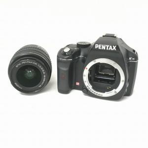 PENTAX K-m ダブル ズームキット 一眼レフ カメラ