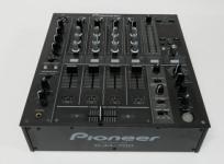 Pioneer パイオニア DJM-700-K DJ ミキサー DJ機器 ブラック 音響機器