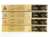 RICOH リコー MPC3503 ブラック シアン マゼンタ イエロー トナー 4色 セット