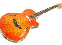 CRAFTER エレアコ SA-QM OS ギター 楽器