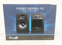 Fluid Audio F5 2Way バスレフ型 Monitor Speaker ブラック