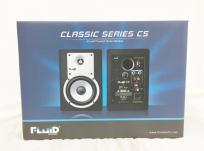 Fluid Audio C5 2Way バスレフ型 Monitor Speaker ブラック